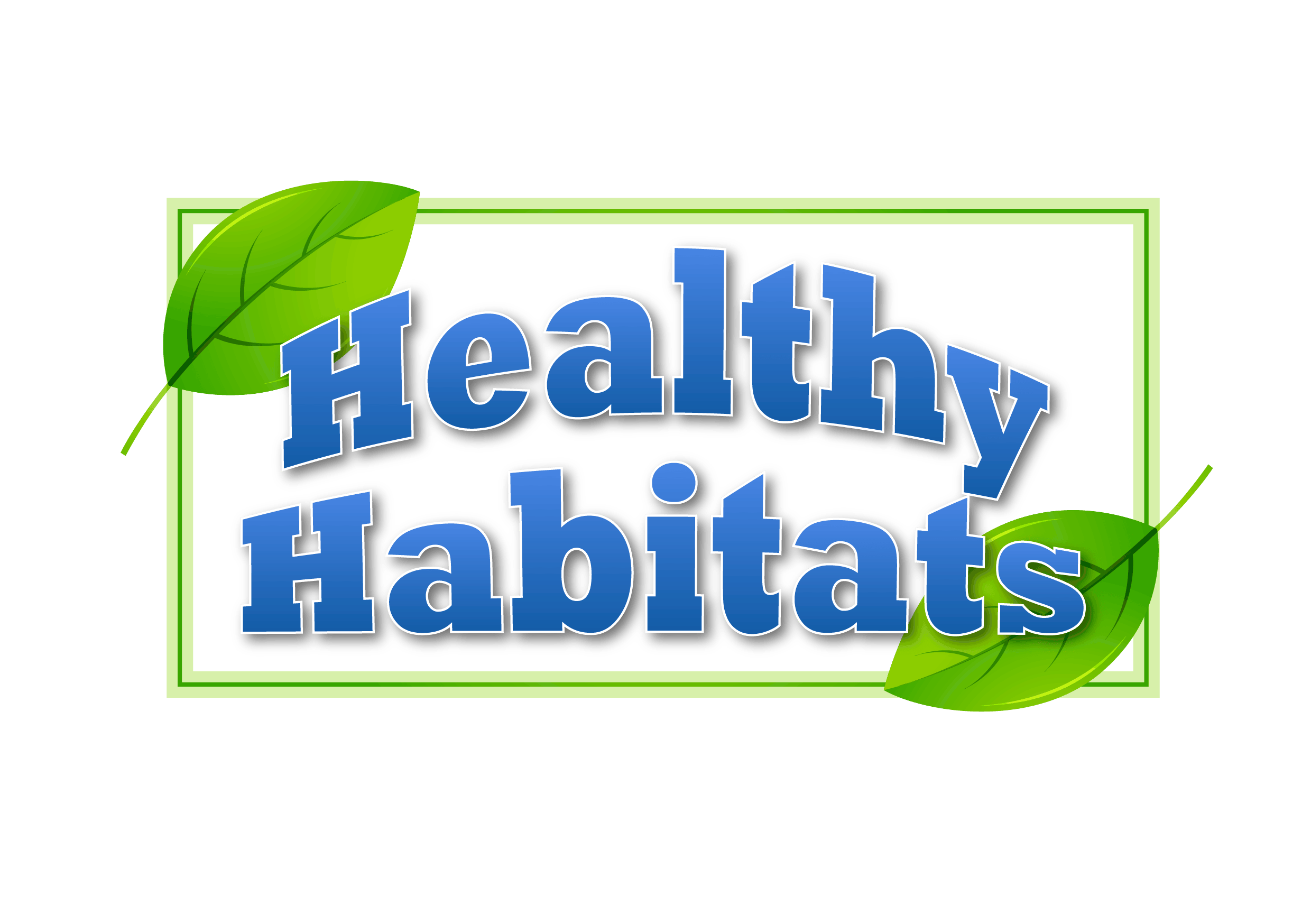 logo for the Healthy Habitats program