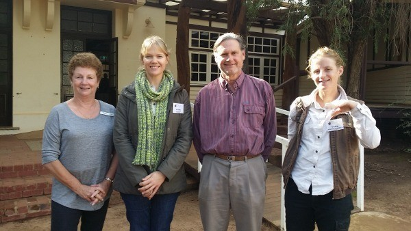 Photo of attendees at WA Landcare Network Forum