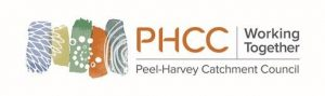 Peel - Harvey Catchment Council logo.