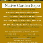 Native Garden Expo Program