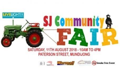 SJ Community Fair 2018 Flyer