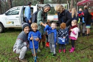 2018 Landcare SJ Schools National Tree Day