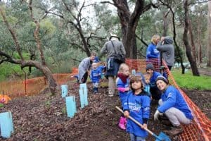 2018 Landcare SJ Schools National Tree Day