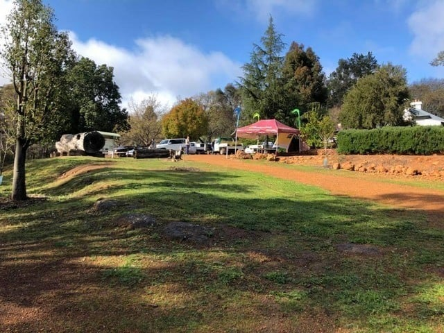 View of Old Post Office, Jarrahdale