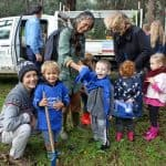 Schools national Tree Day Event 2018