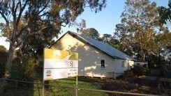 Old schoolhouse, Mundijong, Western Australia