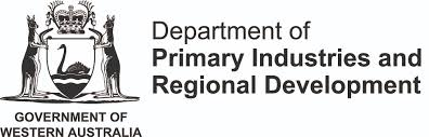 logo for WA department of primary industries and regional development